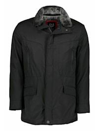 Jacke mit verstellbarer Taille