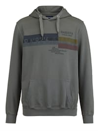 Sweatshirt im Used-Look