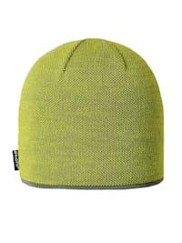 PIUS - Zweifarbige Mütze mit wärmendem Thermolite®