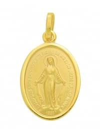 1001 Diamonds Damen Goldschmuck 585 Gold Anhänger Milagrosa