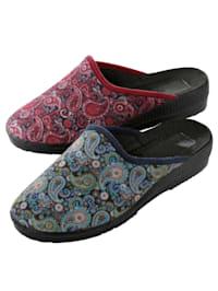 Nazouv.obuv z elastického materiálu