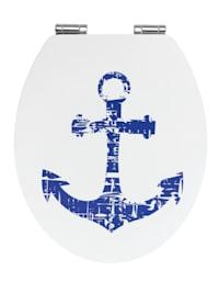 Premium WC-Sitz Shore, MDF, mit Absenkautomatik
