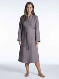 Piqué-Kimono, Länge 120cm Bio-Baumwolle