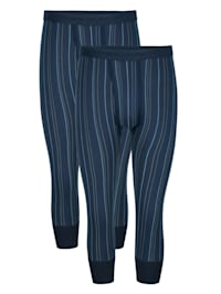 Unterhosen im 2er-Pack mit elastischem Weichbund