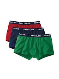 Hip Pants 3er Pack, multicolor STANDARD 100 by OEKO-TEX zertifiziert