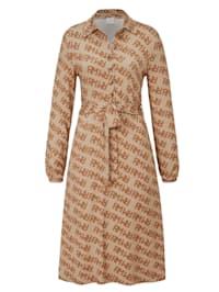 Kleid mit Logodruck, Jubiläumskollektion