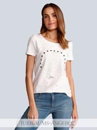 T-Shirt mit Sternchen