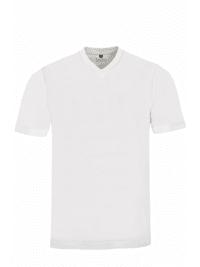 T-Shirt Doppelpack V-Ausschnitt Große Größen