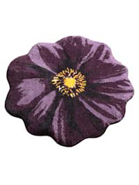 Badematte'Blüte'