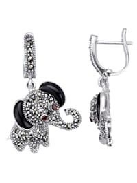 Elefanten-Ohrringe
