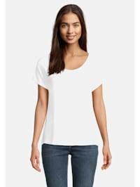 Basic Shirt unifarben