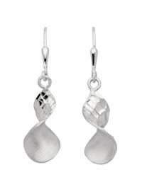 Damen Silberschmuck 925 Silber Ohrringe / Ohrhänger