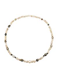 Halssmykke med perler