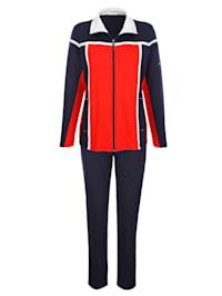Sport. oblečení s výšivkou