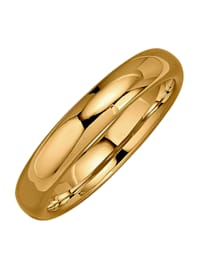 Alliance en or jaune 585