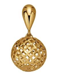 Hanger Bol van 14 kt. goud