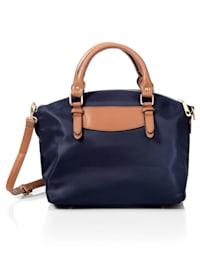 Väska i snygg färgkombination 2 delar