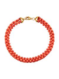 Bracelet de coraux