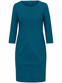 Jersey-Kleid knitterarm