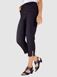 Bukse med kortere benlengde