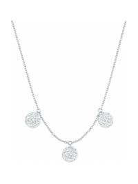 Halskette für Damen, Sterling Silber 925,