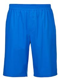 Funkčné šortky vhodné aj na plávanie