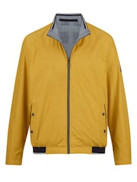 Obojstranný bluzón - 2 varianty nosenia