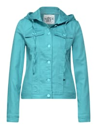 Indoor Jacke in Colour