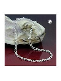 Armband 2mm Figarokette Silber 925 19cm