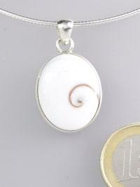 Shiva Auge Anhänger 925 Silber
