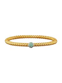 Armband mit Smaragden