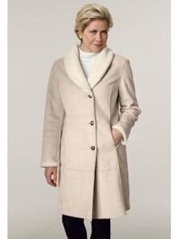 Keerbare mantel