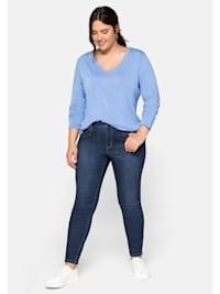 Jeans mit hohem Baumwollanteil