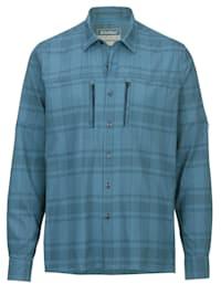 Funkčná košeľa z rýchloschnúceho materiálu