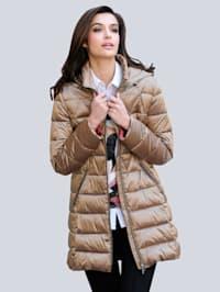 Prešívaná bunda s kvalitnou GREEN GOOSE výbavou