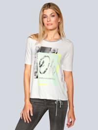 T-Shirt mit tollem Motivdruck