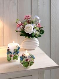Rosen Arrangement in Vase
