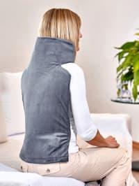 Varmepute til nakke og rygg