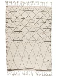 Natur Teppich Vintage Berber