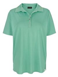 Tričko s pěkným límcem