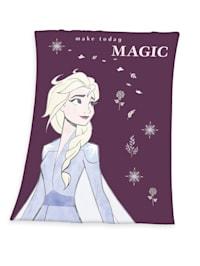 Flísová deka Ľadová kráľovná