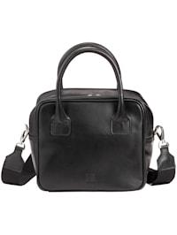 Handtasche  Leder 22 cm