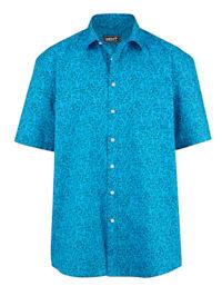 Kortermet skjorte med spesialsnitt