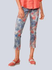 Jeans 'Mary S' im Palmendruck