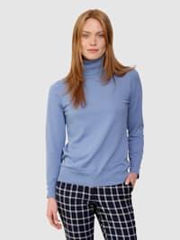 Pullover mit tollen Dekoknöpfen