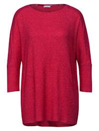 Softes Longshirt in Oversize