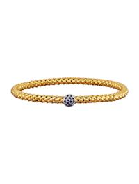 Bracelet avec saphirs