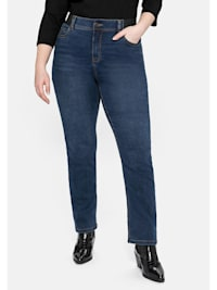 Jeans extrem elastisch, passt sich immer wieder an