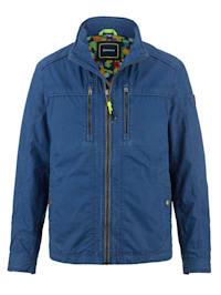 Jacke in leichter Baumwollqualität