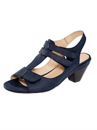 Matalakorkoiset sandaletit